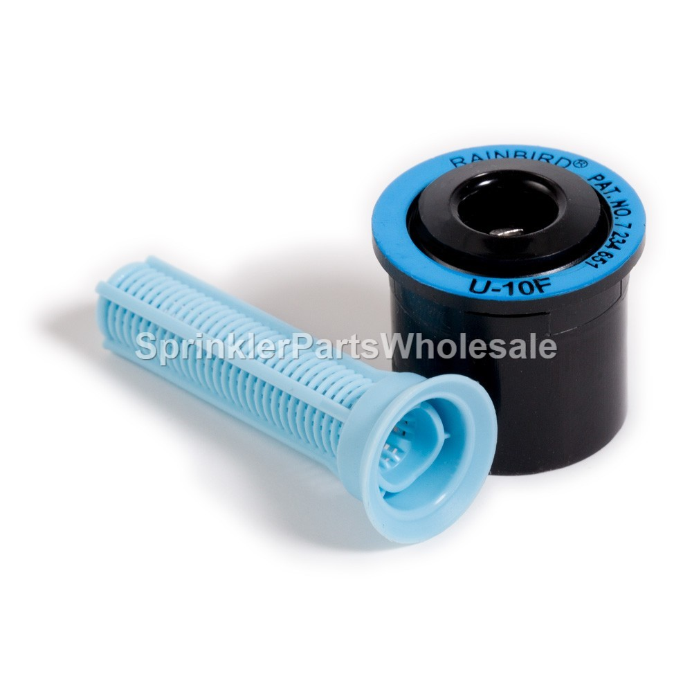 irritrol sprinkler how to change nozzle